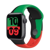Apple Watch Series 6 44mm Black Unity