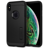 Spigen iPhone Xs Max Tough Armor™ fekete tok