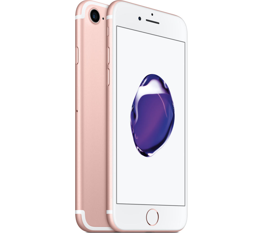 Apple iPhone 7 128GB kártyafüggetlen mobiltelefon rozéarany