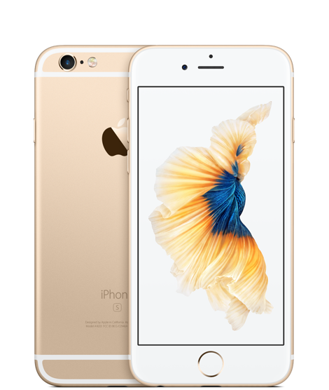 iPhone 6S 128GB arany