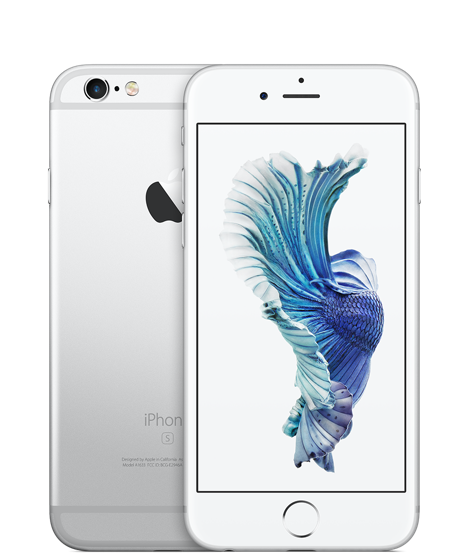 iPhone 6S 128GB ezüst