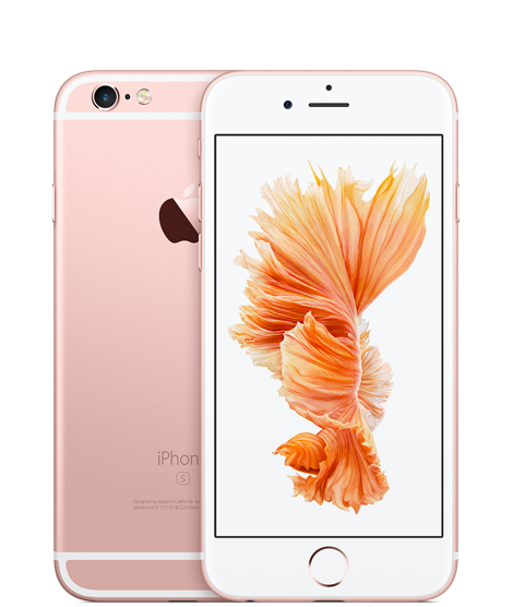 iPhone 6S 128GB rozéarany