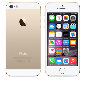 iPhone 5S 32GB arany