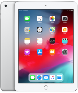 Apple iPad 9.7 (2018) 32GB Wi-fi + cellular ezüst