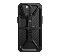 UAG Monarch Apple iPhone 12 mini hátlap tok, Carbon Fiber