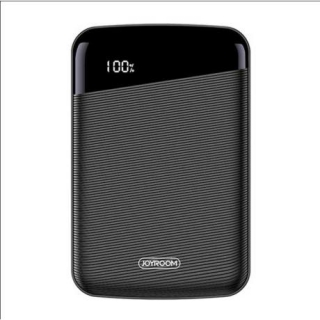 JOYROOM Elegant Mini 10000mAh Power Bank fekete