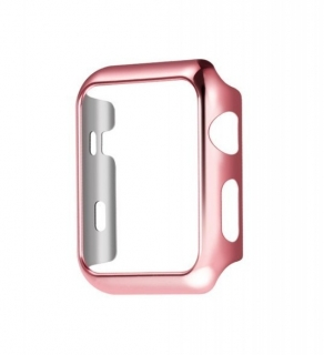 Apple Watch kemény védőtok S3/2  38mm/42mm rosegold
