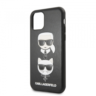 Karl Lagerfeld iPhone 11 Pro Max fekete tok