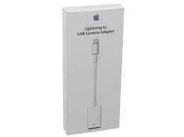 Lightning USB kamera adapter